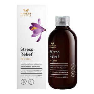Liquid Herbs, Be Well Stress Relief 250ml