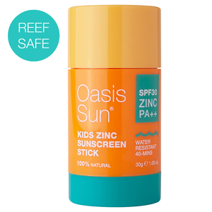 Sun Care, Oasis Kids Zinc Sunscreen Stick