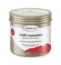 Radiance Adults Multi Vitamin 60 Gummies