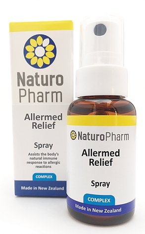 Naturopharm Allermed Relief Spray 25ml