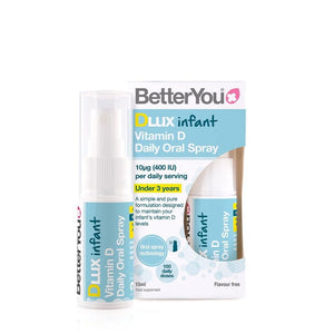 BetterYou Infant Daily Vitamin D Oral Spray