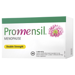 Women's Health & Well being, Promensil Double Strength 60 Tablets