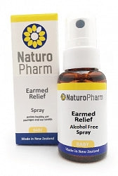 Naturopharm Earmed Relief  Alcohol Free Spray