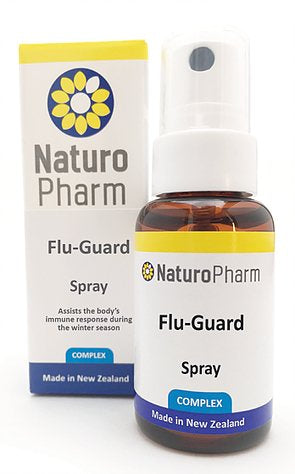 Homeopathy, NP FluGuard Spray 25ml