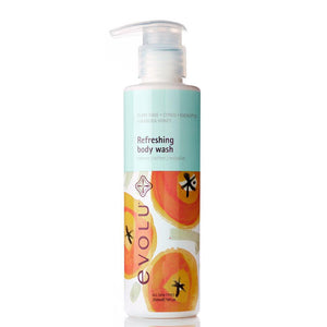 Body & Bath Care, Evolu Refreshing Body Wash 250ml