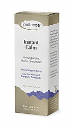 Stress, Radiance Ashwagandha Instant Calm 30ml