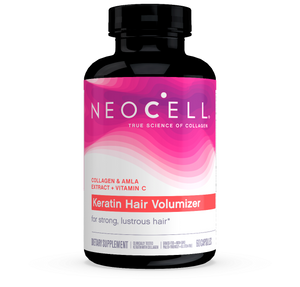 Hair Treatments, NeoCell Keratin Hair Volumizer 60 Capsules