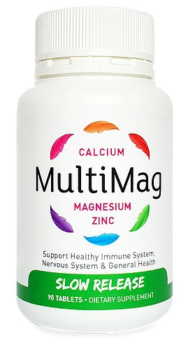 Multimag With Calcium 90 Tablets