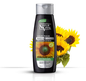 Hair Care, Natur Vital Black Hair Mask 300mls