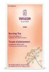 Mother & Baby Care, Weleda Nursing Tea Bags 20
