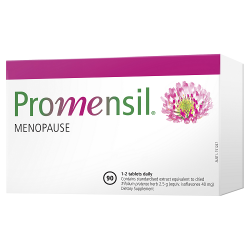 Women's Health & Well being, Promensil Menopause 90 Tablets