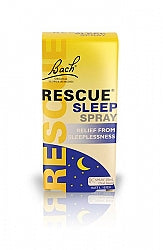 Bach Flowers, Bach Rescue Sleep 20ml Spray