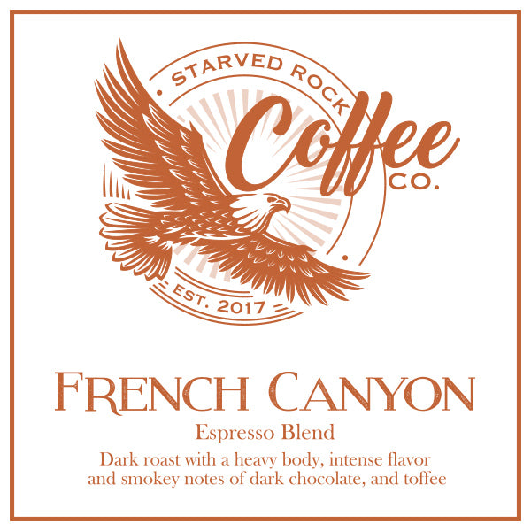 French Canyon Espresso Blend
