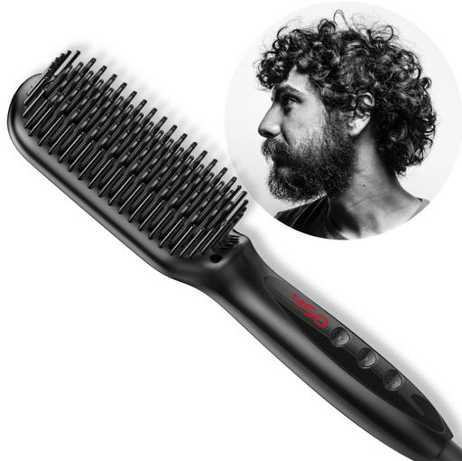 STYLING COMB--Anion Straight Hair Electric Splint Straight Hair Styling Tool