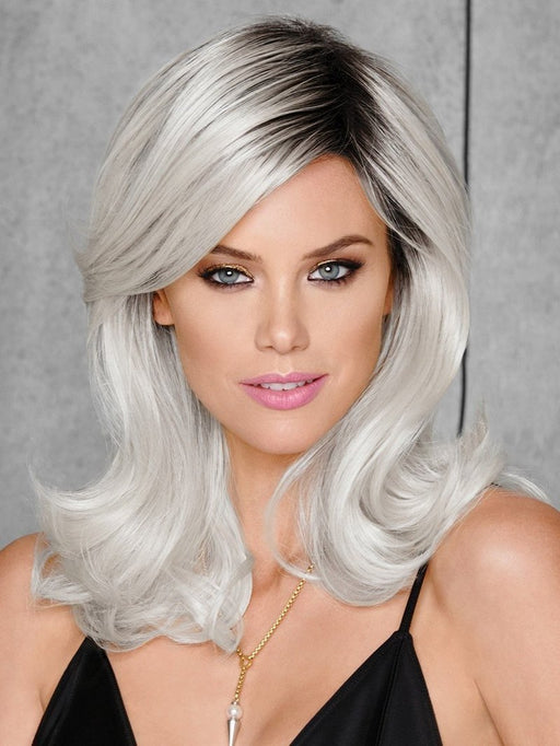 HAIRDO WHITEOUT HF SYNTHETIC WIG
