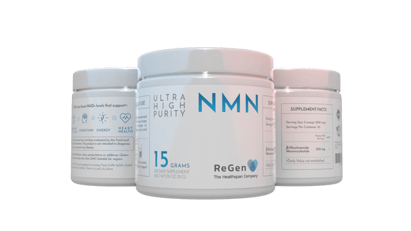 NMN Ultra High Purity -Regen Biotechnology