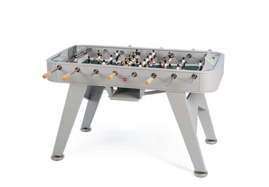 RS#2 Luxury Football Table (Silver)