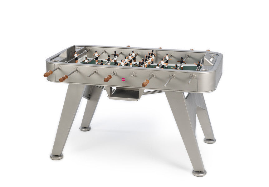 RS#2 Luxury Football Table (Stainless Steel)