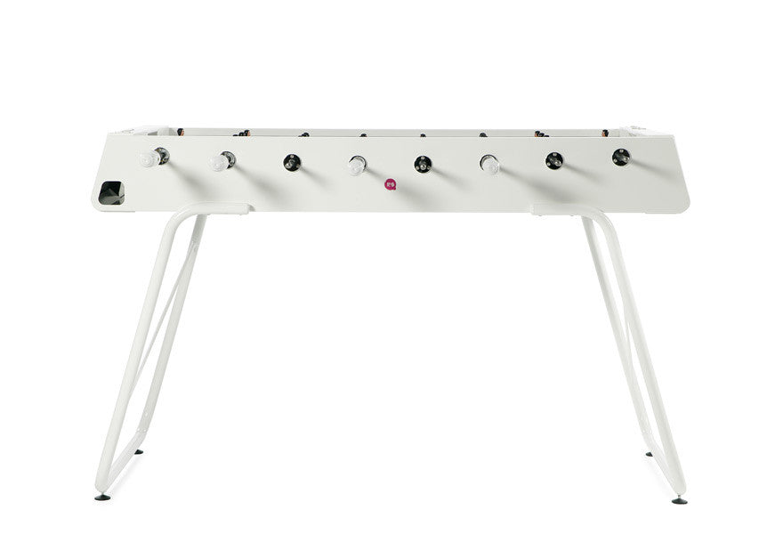 RS#3 Luxury Football Table (White)