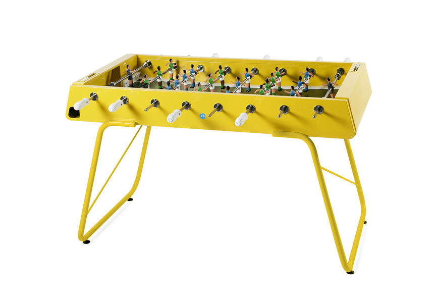 RS#3 Luxury Football Table (Yellow)