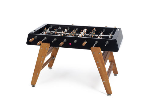 RS#3 Luxury Football Table (Black/Wood)