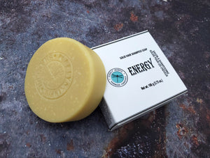 Energy Solid Hair Shampoo Bar