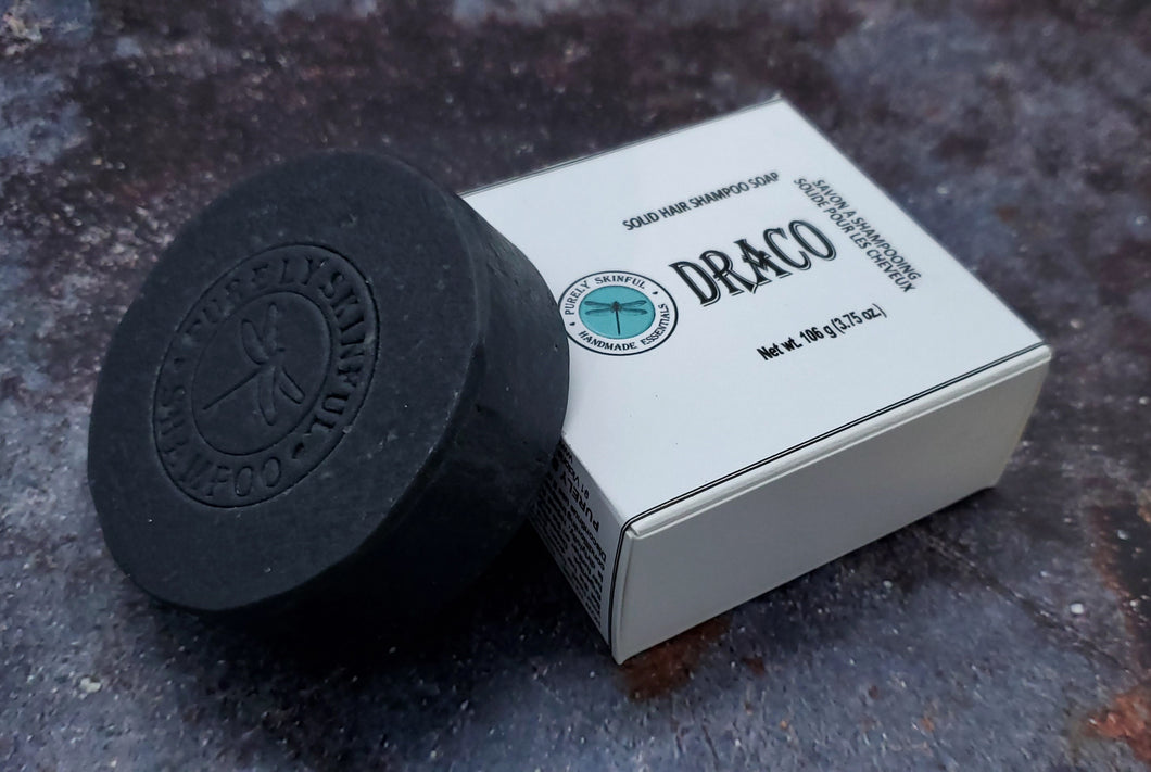 Draco Solid Hair Shampoo Bar