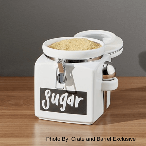 Gift Ideas For Foodies | Clamp Canister | Kitchen Life®