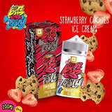 Strawberry Cookies 200ml by The Big N' Tasty E liquid