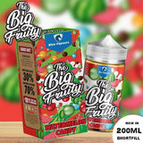 WATERMELON CANDY 200ML BY THE BIG FRUITY E LIQUID