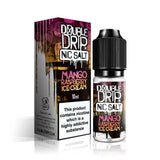 Mango Raspberry Ice Cream 10ml  Nic Salt by Double Drip