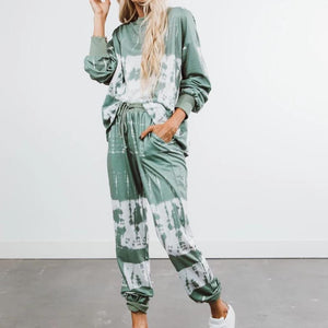 Radiez Casual Loose Lounge Two-Piece Set