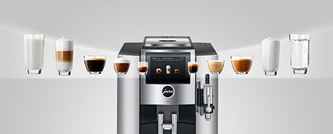 Jura S8 Products Cafe Select