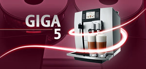 Jura Giga 5 - Cafe-Select