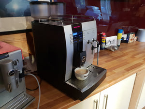 Jura Impressa X9 - Cafe-Select