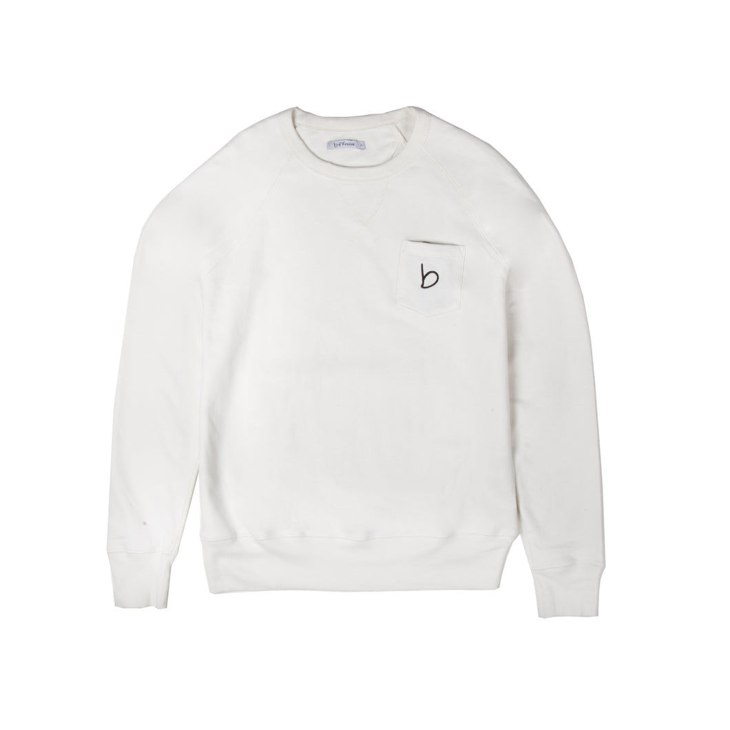 Cassidy Sweat - Off White