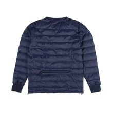 Load image into Gallery viewer, Crew Neck Pull Over - Navy Blue