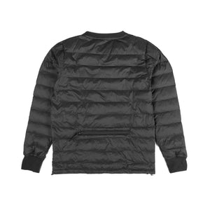 Crewneck Pull Over Sweat - Black