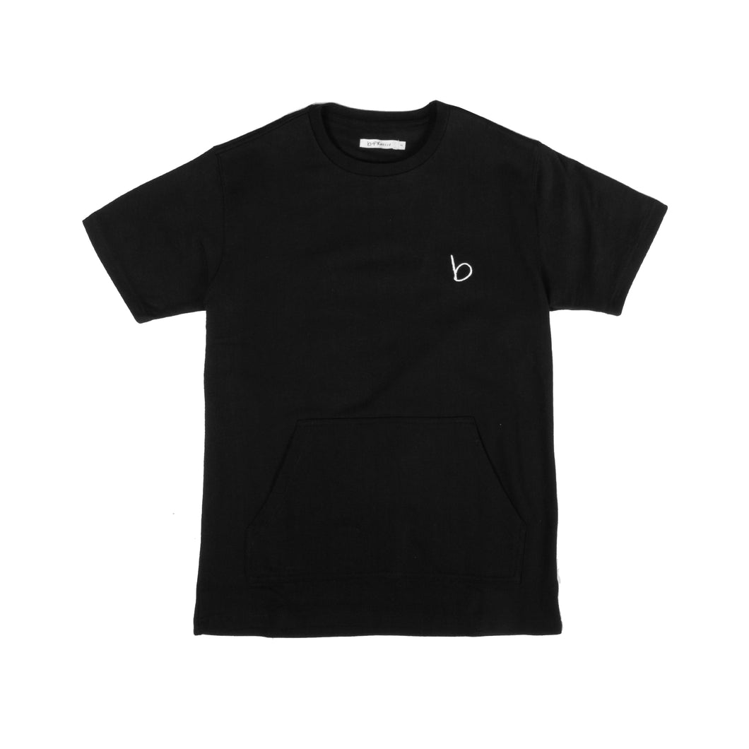 Eley Pouch pocket T-Shirt - Black