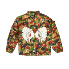 Load image into Gallery viewer, Two Chiefs - Reclaimed camo utility overshirt