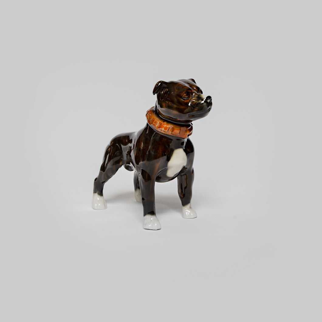 The Ceramic Staffy