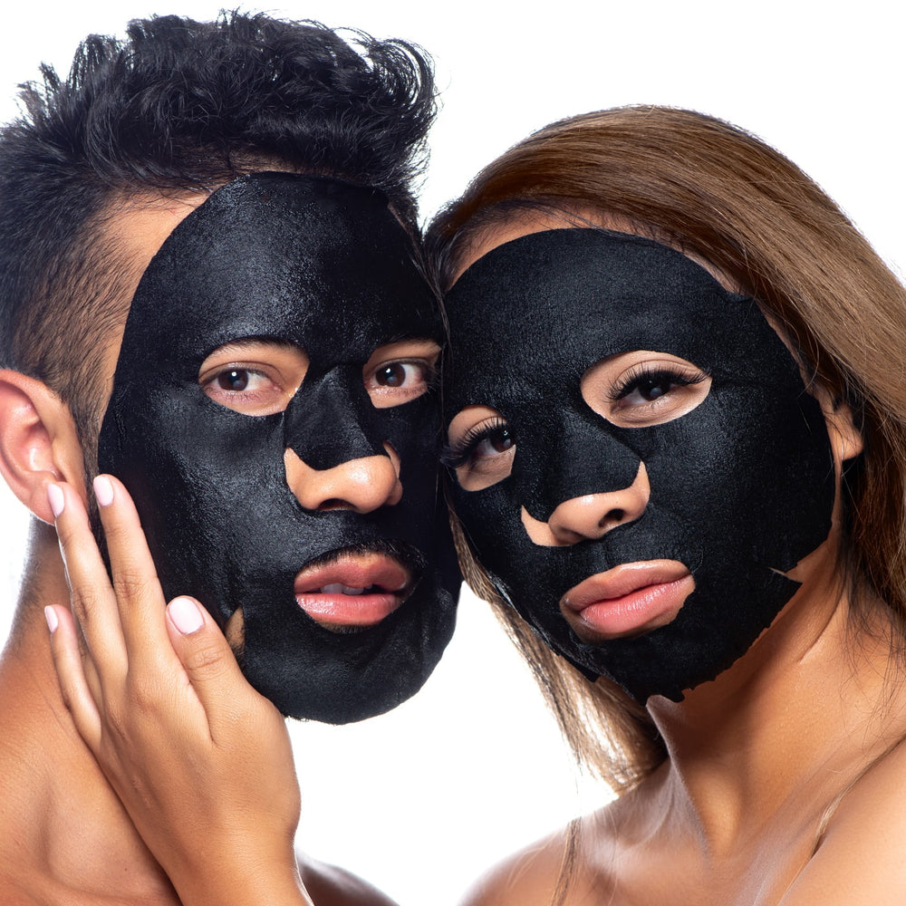 asian beauty clean skin face mask