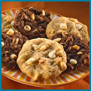 Premier White Chips And Macadamia Pieces Cookies