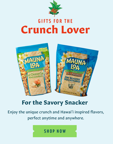 Gifts for the Crunch Lover and the Savory Snacker