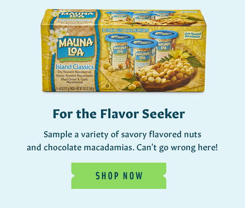 For the Flavor Seeker