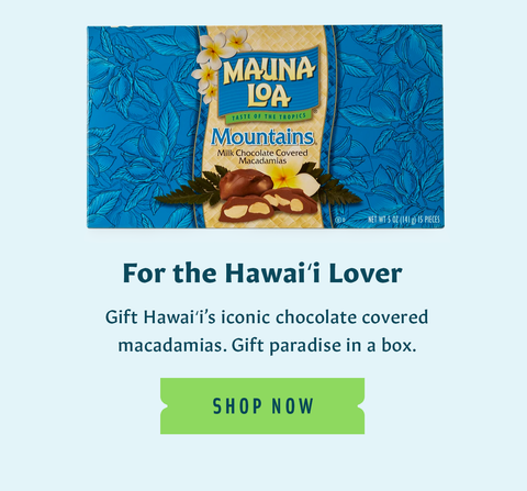 For the Hawaii Lover
