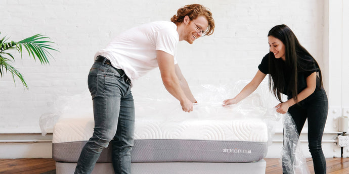 How to Move a Mattress (and Your Entire Bed) — the Easy Way