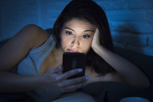 Fighting the Blue Light: Tips for Sleeping After the Computer