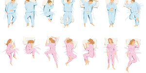 Best Sleeping Positions to Relieve Back Pain (By Diagnosis)