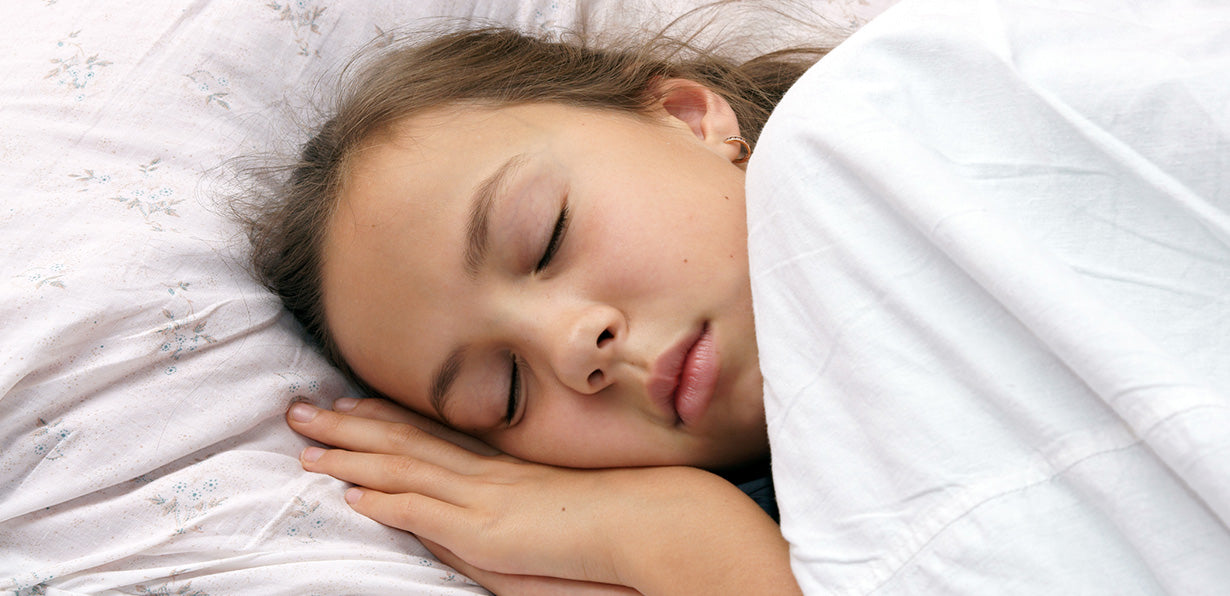 how to get school-age children to sleep